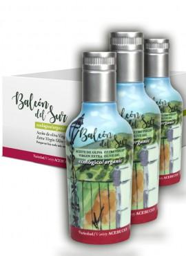Aceite de Oliva Virgen Extra Balcón del Sur - Variedad Acebuche Caja de 6 botellas de 250ml